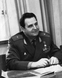 Ген.м-р Афанасьев П.А.