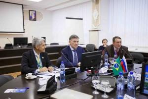 Встреча ректоров ведущих бразильских университетов с ректорами ведущих ВУЗов России